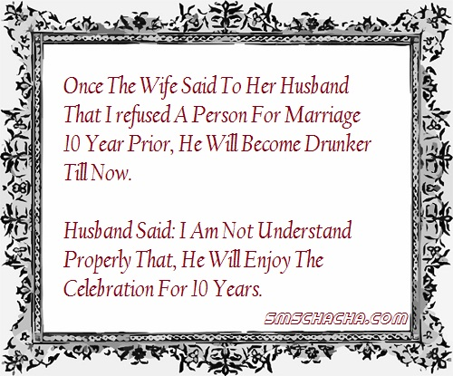 140 characters funny husband wife picture jokes sms facebook