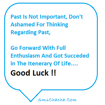 Good Luck Message For Future