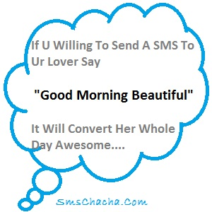Good Morning Sms For Girlfriend