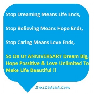 happy first anniversary sms wishes pics