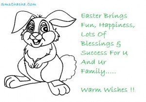 Easter Sms Greetings