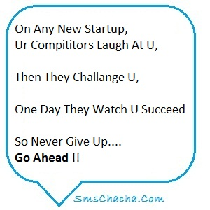 Business Motivational Sms