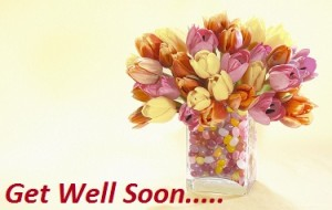Get Well Soon Sms Collection