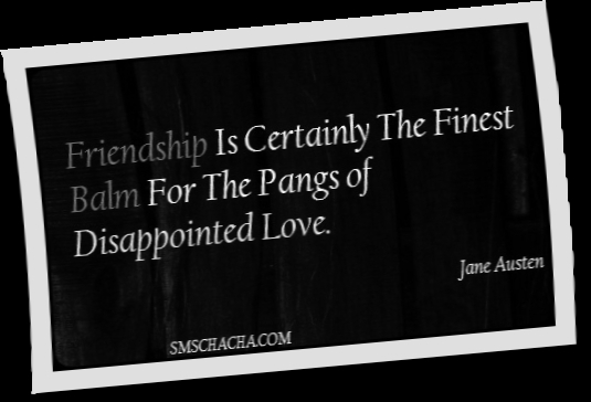 Friendship Quotes Sms Message