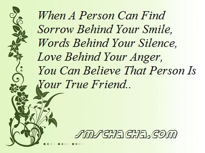 Friendship Quotes Sms