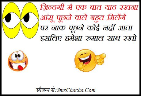 Funny Good Afternoon Sms Hindi