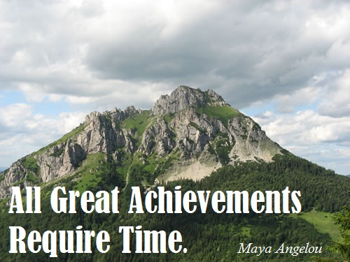 achievement quotes inspirational