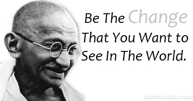 mahatma gandhi quotes facebook