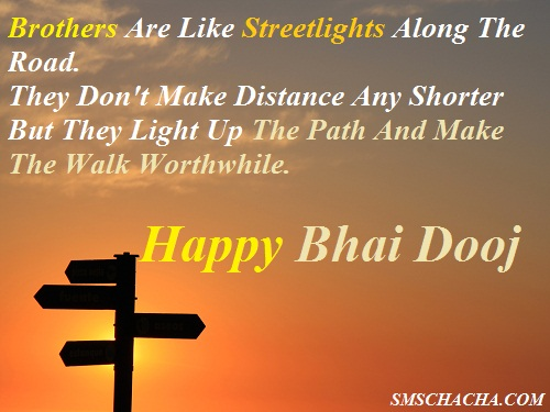 bhai dooj quotes picture