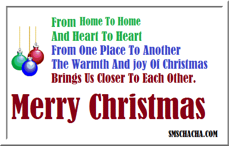Christmas Status And Sms Wishes Messages With Pictures