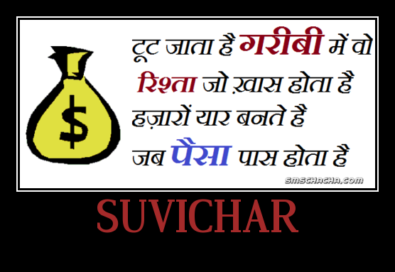 suvichar thought for whatsapp