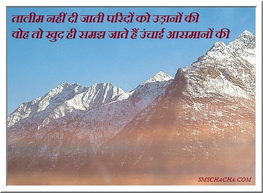 motivational picture shayari sms