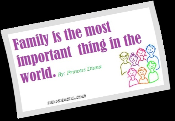 Family Thought For The Day Picture Sms Status Whatsapp ...