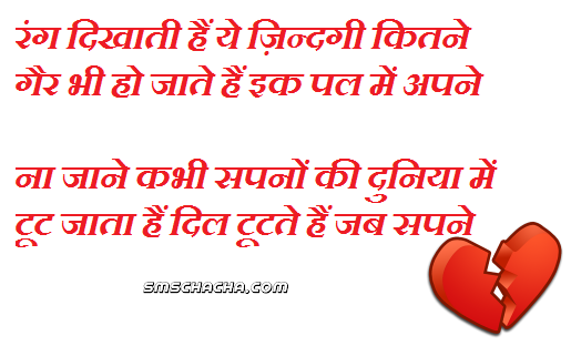 hindi sher o shayari picture