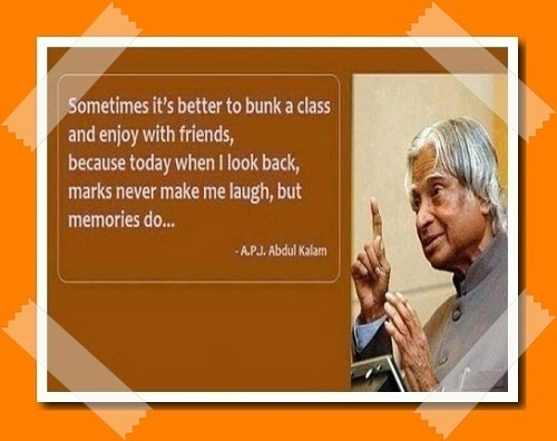 very good thought for students and friends