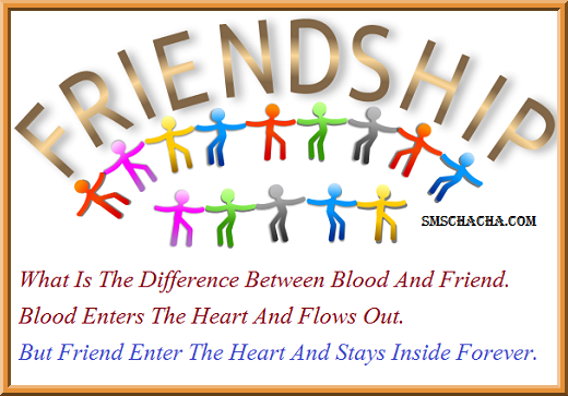 Happy Friendship Day Picture Sms Message In English