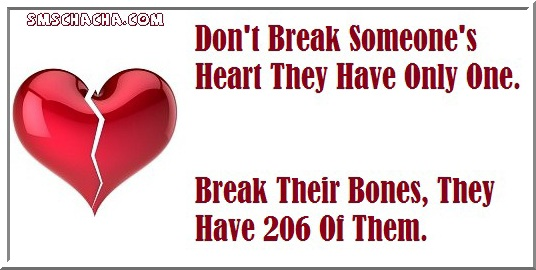 funny romantic image sms