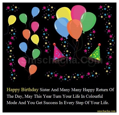 birthday sms for sister and in law whatsapp wallpaper