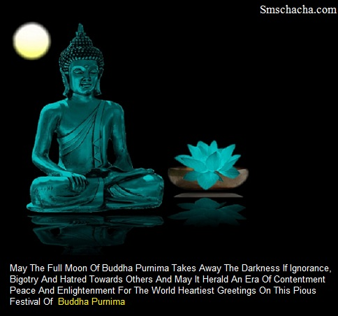Happy Buddha Purnima Sms Status Whatsapp
