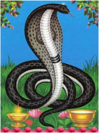 nag panchami hindi sms picture for friends 2015