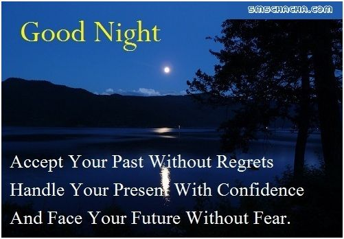 good night status image whatsapp and facebook share